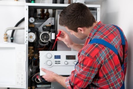 Thermostat repairman