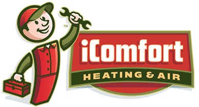 iComfort Heating and Air Conditioning Logo
